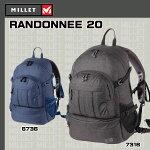 MILLET【ミレー】RANDONNEE20