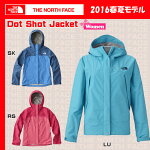 THENORTHFACE�ڥ��Ρ����ե�������WOMEN'SDOTSHOTJACKET�����ѥɥåȥ���åȥ��㥱�åȢ�TNF_2016SS��