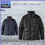 Patagoniaパタゴニアダウンジャケット男性用フィッツロイダウンジャケットM'sFitzRoyDownJacket