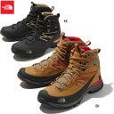 登山靴 ザ・ノースフェイス クレストンミッドゴアテックスTHE NORTH FACE Creston Mid GORE-