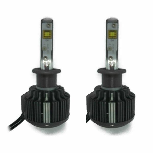 ライト・ランプ, ヘッドライト HONDA H12.6H14.10 CF67,CH9,CL2 TURBO LED 2 H1 6000K Cree
