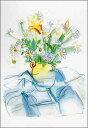 ポストカード 【アート】 デュフィ「ヒナギク」【150×105mm】(HZN2465)
