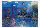 ポストカード 【アート】 デュフィ「エッフェル塔」【150×105mm】(HZN2872)