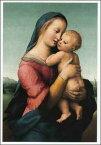 ポストカード 【アート】 ラファエロ「テンピの聖母」【148×105mm】(VD2172)