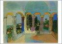 ポストカード 【アート】 デュフィ「ヴォロリスのアーケード」【148×105mm】(VD5234)
