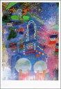 ポストカード 【アート】 デュフィ「電気の精」【150×105mm】(HZN1813)