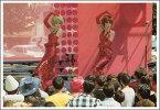 ポストカード 【シネマ】「ロシュフォールの恋人たち」(ミュージカル/コメディ映画)「カトリーヌ・ドヌーヴ」(女優)「フランソワーズ・ドルレアック」(女優)
