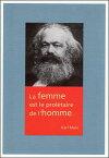 ポストカード 【モノクロ写真】「カール・マルクス」(哲学者)「女性は男性のプロレタリア」