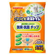 ニャンとも清潔トイレ脱臭・抗菌チップ [大きめの粒] 2.5Lx6