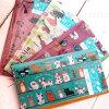 【猫柄抗菌マスクケース】チケットケース(クリアファイル猫雑貨猫グッズネコ雑貨ねこ柄キャット)