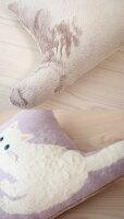【猫型クッション】しっぽ猫クッション CAT,CAT,CAT!★RonRon(クッション 背あて 猫雑貨 ネコグッズ ねこ キャット)