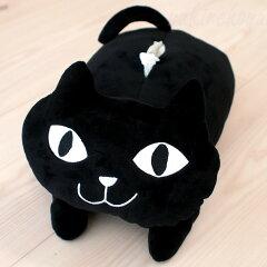 ネコポス×不可 「ネコマンジュウ」猫ぬいぐるみ型ティッシュボックスカバー(ティッシュボッ...