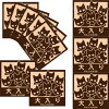 IconCat(やんちゃな子猫シリーズ)ねこケアマークシール【大入り】(パロディシール猫雑貨ネコグッズ)