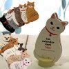 【猫のカレンダー】2021年猫ダイカットカレンダーミニおすわり(卓上カレンダーグリーティングライフ猫雑貨猫グッズネコ雑貨ねこ柄キャット)