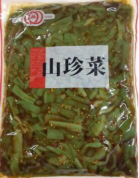 惣菜 山珍菜 (山くらげ醤油漬け) 1kg×15P(P1420円税別) 業務用 ヤヨイ マニハ