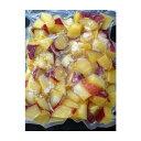 鳴門金時レモン煮(さつまいも甘露煮)乱切り 1kgx10P(P1000円税別)業務用 ヤヨイ