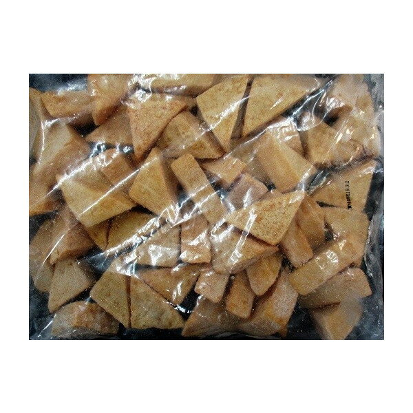 煮炊き 絹厚揚げ/三角 約1kg×12P(P940円)業務用 ヤヨイ 業務用 平八