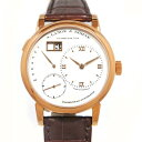ランゲ&ゾーネ A.LANGE & SOHNE ランゲ1 デイマティック 320.032/LS3204AD シルバー文字盤 新品 腕時計 メンズ