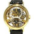 ブレゲ BREGUET クラシック トゥールビヨン スケルトン BA3355/OO/286 スケルトン文字盤 メンズ 腕時計 新品