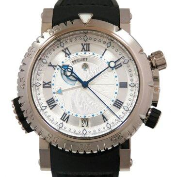 ブレゲ BREGUET マリーン ロイヤル 5847BB/12/5ZV ホワイト文字盤 メンズ 腕時計 【新品】