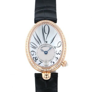 Breguet BREGUET Queen of Naples 8918BR/58/964 D00D White Dial Ladies Watch [New]