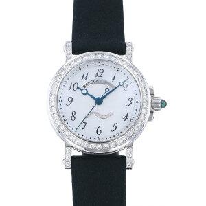 Breguet BREGUET Marine 8818BB/59/864 DD0D Silver Dial Ladies Watch [Used]