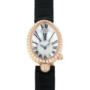 ساعة بريجيت بريجيت ملكة نابولي 8928BR / 51/944 DD0D مينا بيضاء للسيدات [جديد]