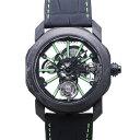 ブルガリ BVLGARI オクト ローマ 世界限定7本 103316/BG044C4CLTBSK グリーン文字盤 新品 腕時計 メンズ