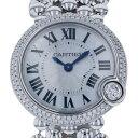 カルティエ CARTIER バロンブルー バロン ブラン ドゥ カルティエ WE902072 シルバー文字盤 レディース 腕時計 【新品】
