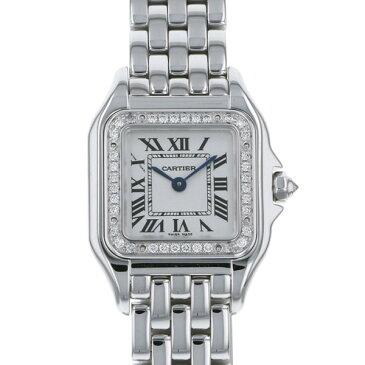 カルティエ CARTIER その他 パンテール SM WJPN0006 シルバー文字盤 レディース 腕時計 【新品】