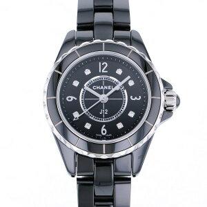 [限定时间点三倍8/2 8/9]香奈儿CHANEL J12 29mm H2569黑色表盘新款手表女士