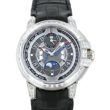 ハリー・ウィンストン HARRY WINSTON オーシャン 20th アニバーサリー バイレトログラード パーペチュアルカレンダー OCEAPC42WW002 グレー文字盤 未使用 腕時計 メンズ