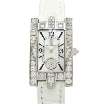 ハリー・ウィンストン HARRY WINSTON アヴェニュー オーロラ ダイヤモンドケース AVEQHM21WW231 ホワイトシェル文字盤 メンズ 腕時計 【新品】