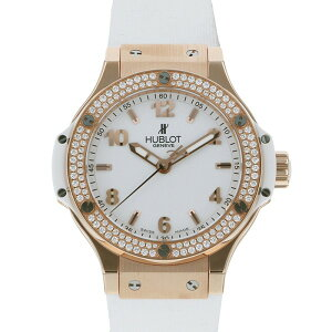 Hublot HUBLOT Big Bang 361.PE.2010.RW.1104 White Dial Ladies Watch [New]