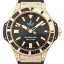 ウブロ HUBLOT ビッグバン キング サファイア ダイヤ 322.PX.1023.RX.0900 ブラック文字盤 メンズ 腕時計 【新品】