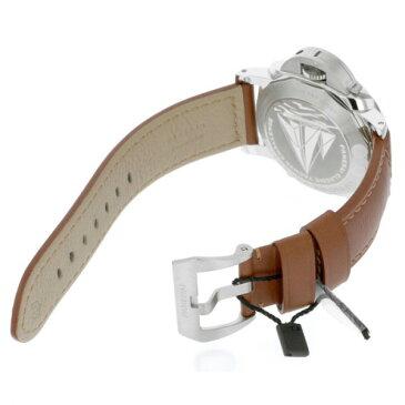 パネライ PANERAI ルミノール 1950 PCYC 3デイズ クロノ フライバック オートマティック アッチャイオ PAM00653 ブラック文字盤 メンズ 腕時計 【新品】