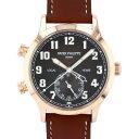 ジェムキャッスルゆきざきで買える「パテック・フィリップ PATEK PHILIPPE カラトラバ パイロット トラベルタイム 5524R-001 ブラウン文字盤 新品 腕時計 メンズ」の画像です。価格は6,182,000円になります。