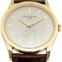 パテック・フィリップ PATEK PHILIPPE カラトラバ 5196R-001 シルバー文字盤 メンズ 腕時計 【新品】