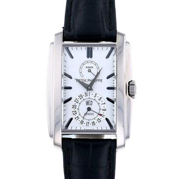 パテック・フィリップ PATEK PHILIPPE その他 ゴンドーロ 5200G ブルー文字盤 メンズ 腕時計 【中古】