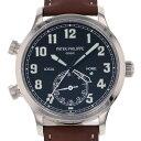 株式会社ジェムキャッスルゆきざきで買える「【ポイントバックセール 3%ポイント還元】 パテック・フィリップ PATEK PHILIPPE カラトラバ パイロット トラベルタイム 5524G-001 ブルー文字盤 メンズ 腕時計 【未使用】」の画像です。価格は6,280,000円になります。