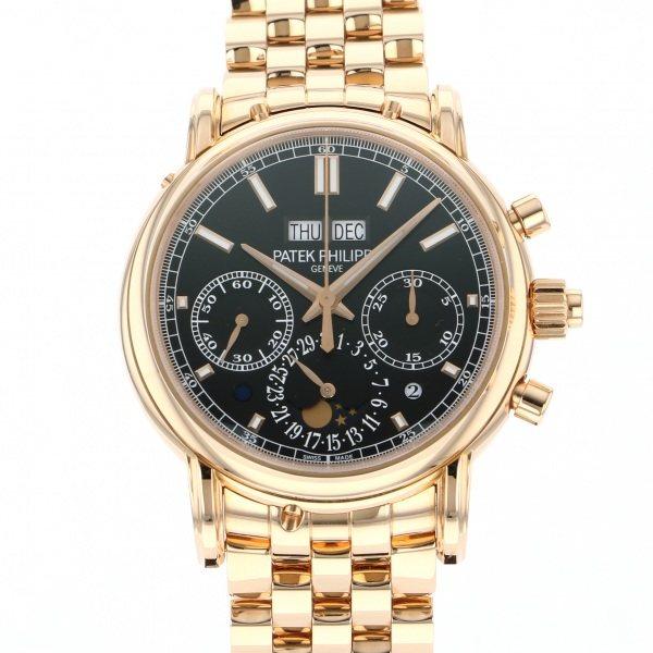 パテック・フィリップ PATEK PHILIPPE グランド コンプリケーション 5204/1R-001 ブラック文字盤 未使用 腕時計 メンズ