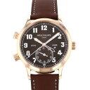 株式会社ジェムキャッスルゆきざきで買える「【ポイントバックセール 3%ポイント還元】 パテック・フィリップ PATEK PHILIPPE カラトラバ パイロット トラベルタイム 5524R-001 ブラウン文字盤 メンズ 腕時計 【中古】」の画像です。価格は6,580,000円になります。