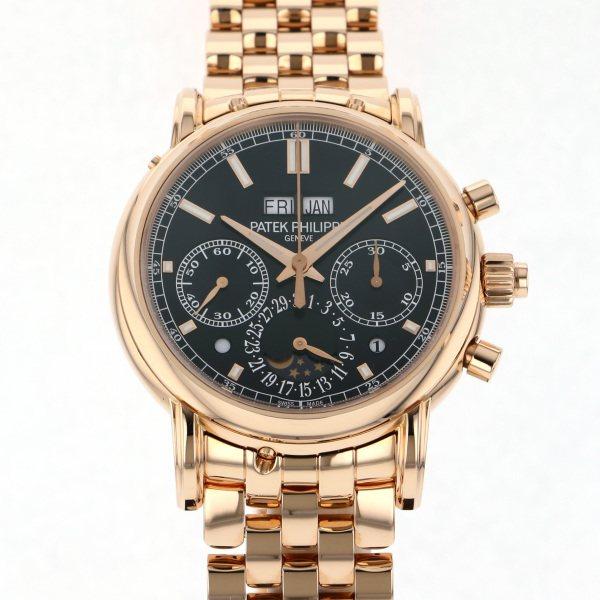 パテック・フィリップ PATEK PHILIPPE グランド コンプリケーション 5204/1R-001 ブラック文字盤 新品 腕時計 メンズ