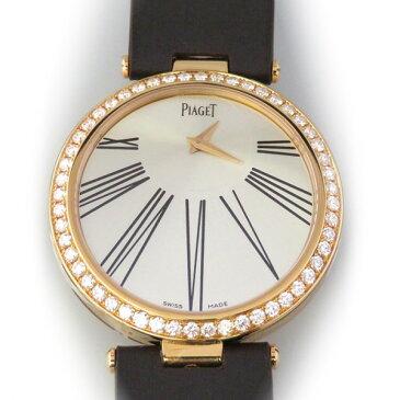 ピアジェ PIAGET ライムライト トワイス G0A35137 シルバー文字盤 新品 腕時計 レディース