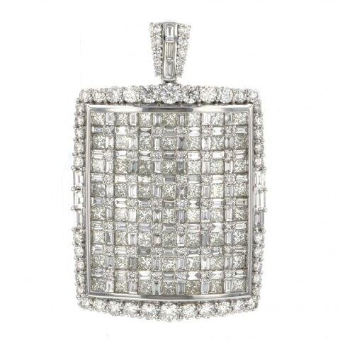 レガリア ネックレス/ペンダント プラチナ ダイヤモンド ペンダントトップ PP-2553PT 新品 ジュエリー