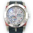 ロジェ・デュブイ ROGER DUBUIS イージーダイバー トゥールビヨン SE48029/OK9.53 ブルーカーボン文字盤 メンズ 腕時計 中古