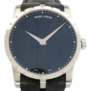 ロジェ・デュブイ ROGER DUBUIS エクスカリバー マイクロローター オートマチック 世界限定188本 RDDBEX0350 ブラック文字盤 メンズ 腕時計 【新品】