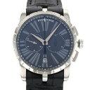 ロジェ・デュブイ ROGER DUBUIS エクスカリバー 42 マイクロロータークロノグラフ RDDBEX0387 グレー文字盤 メンズ 腕時計 【中古】