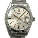 ロレックス ROLEX オイスターデイト プレシジョン 6694 シルバー文字盤 メンズ 腕時計 【中古】