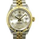 ロレックス ROLEX デイトジャスト 279173G シルバー文字盤 レディース 腕時計 【新品】